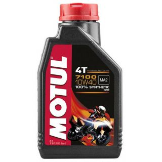 Motul 1L 7100 10w40 olje helsyntetisk