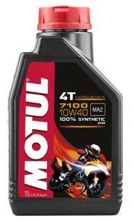 Motul 12x1L 7100 10w40 olje helsyntetisk