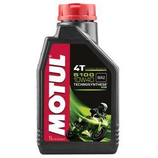 Motul 1L 5100 10w40 olje delsyntetisk