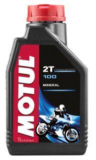 Motul 1L 100 Motomix 2T olje mineral
