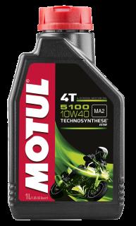 Motul 12x1L 5100 10w40 olje delsyntetisk