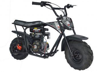 TEN7 Mudmaster mini 80cc