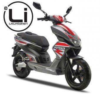 El-Scooter Viarelli Potenza Euro5