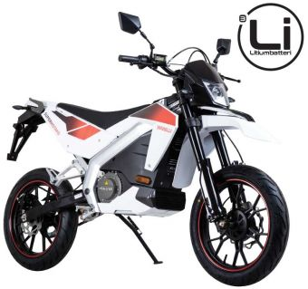 Elscooter Viarelli Supermotard