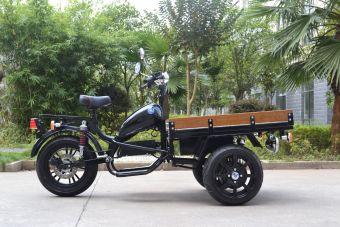 Elektrisk Varemoped MGB Delivery Forhjulsdreven