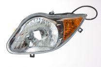 Framlampa Vänster E-märkt  - GTX 550