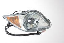 Framlampa Höger E-märkt  - GTX 550